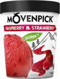 Десерт Movenpick Sorbet Raspberry & strawberry 306г