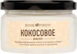 Масло кокосовое Royal Forest 150г