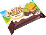Вафли Коровка с шоколадной начинкой 150г