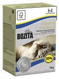 Корм для кошек Bozita Indoor&Sterilised кусочки в желе с курицей 190г