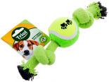 Игрушка для собак Triol два узла 24см в ассортименте