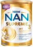 Смесь NAN 3 Supreme молочная 400г