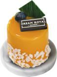 Пирожное Cream Royal Коктейль-Экзотик 130г
