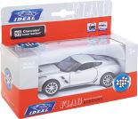 Игрушка Ideal Автомобиль металлическая с инерционным механизмом 1:32:39