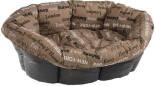 Подушка для лежака Ferplast Sofa 8 красная 85*62см
