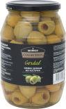 Оливки Market Collection Gordal без косточки 800г