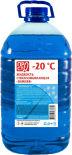 Стеклоомывающая жидкость ПРОСТО Зимняя -20С 3л