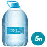 Вода Bonaqua питьевая негазированная 5л