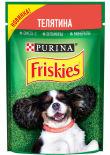 Корм для собак Friskies с телятиной в подливе 85г