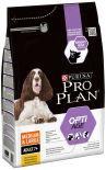 Сухой корм для пожилых собак Pro Plan Optiage Medium&Large Adult 7+ для средних и крупных пород с курицей 3кг