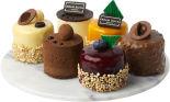 Набор пирожных Cream Royal Ассорти 6шт 770г