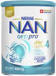 Смесь NAN 4 OPTIPRO молочная 800г