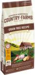 Сухой корм для щенков Country Farms Grain Free Reсipe с курицей 11кг