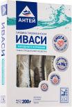 Сардина Русская Рыбная Фактория Иваси холодного копчения 200г