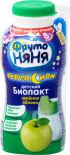 Биолакт ФрутоНяня Яблоко 2.9% 200мл
