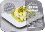 Треска Fito Forma с овощами под соусом Бешамель 300г