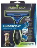 Фурминатор FURminator L для крупных собак с длинной шерстью