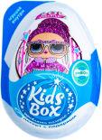 Яйцо с игрушкой LOL Kids Box 20г