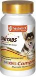 Витамины для щенков Unitabs JuniorComplex с В9 100шт