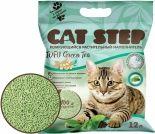 Наполнитель для кошачьего туалета Cat Step Tofu GreenTea  12л