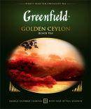 Чай черный Greenfield Golden Ceylon 100 пак
