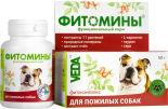 Фитомины для собак Veda для пожилых собак 50г