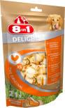 Лакомство для собак 8 in 1 Delights XS Косточки для мелких пород 21шт*7.5см