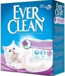 Наполнитель для кошачьего туалета Ever Clean Lavender с ароматом лаванды 10л
