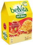 Печенье Belvita Утреннее с клубникой 250г