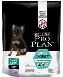Сухой корм для щенков Pro Plan Grain Free Formula для мелких и карликовых пород с чувствительным пищеварением с индейкой 700г