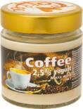 Йогурт Полезные продукты Кофейный термостатный 2.5% 165г