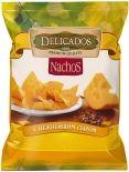 Начос Delicados с нежнейшим сыром 150г