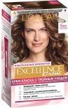 Крем-краска для волос Loreal Paris Excellence creme 600 Темно-русый