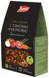 Смесь овощей Bravolli! Ароматная с томатами и морковью 65г