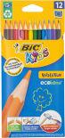 Набор карандашей Bic Kids Evolution 93 12 цветов