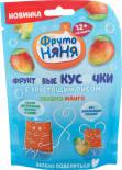 Кусочки фруктовые ФрутоНяня Яблоко Манго с хрустящим рисом 42г