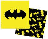 Салфетки бумажные Batman желтые 3 слоя 33*33см 20шт