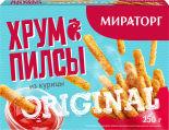 Хрумпилсы Мираторг Оригинальные куриные 250г