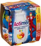 Напиток Actimel детский Персик 2.5% 100г