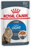 Корм для кошек Royal Canin Ultra Light Мясо в желе 85г