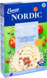 Каша Nordic Овсяная с Яблоками Черникой и Малиной 6пак*35г