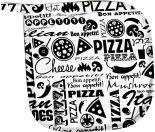 Прихватка Василиса пицца 20*20см