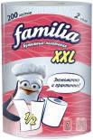Бумажные полотенца Familia 1 рулон 2 слоя