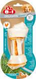 Лакомство для собак 8 in 1 Dental Delights M Косточка для чистки зубов 14.5см