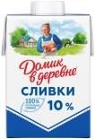 Сливки Домик в деревне 10% 200мл