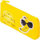 Пенал-косметичка Brauberg Cool Banana 19*4*8см