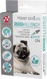 Капли для собак Мr. Bruno Ecolife StopAllergy Снятие симптомов аллергии 10мл