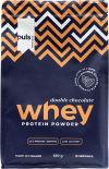 Смесь сывороточная протеиновая Puls Nutrition Whey Двойной шоколад 550г