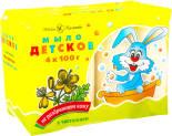 Мыло детское Невская Косметика с чистотелом 4шт*100г