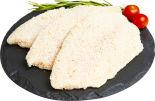 Тилапия филе в белых сухарях